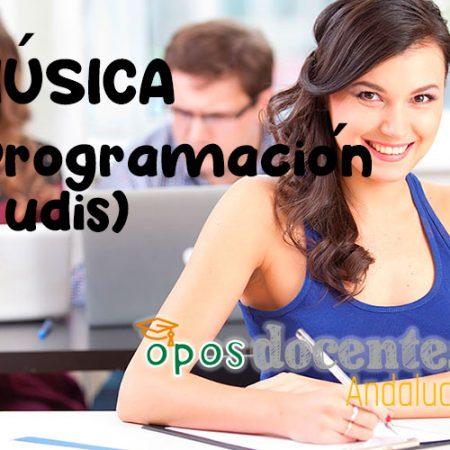Programación Música (2 pagos)